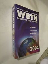 World Radio TV Handbook WRTH 2004 volume 58