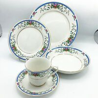 Nancy 20 Pc Dinnerware Set China Pearl