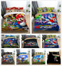 Super Mario Odyssey Series Quilt Cover Kids Bedding Set Pillowcase Duvet Cover