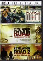 The Mark 2 Redemption Revelation Road 1 and 2 Brand NEW DVD Triple Feature