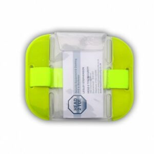 Door Supervisor SIA Badge Holder - 9 Colour Options Available