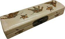 New White Chinese Chopsticks / Pencil / Jewellery Case (CK-1W)