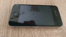 Apple iPhone 4 - 8GB - Schwarz (Ohne Simlock) - defekt