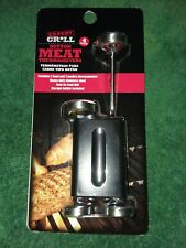 Expert Grill 4 Piece Button Meat Thermometers - New