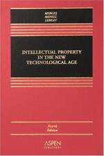 Intellectual Property in the New Technological Age by Lemley Merges Menell (NEW)