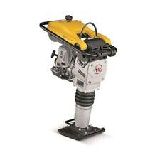 Wacker Neuson Gasoline Vibratory Rammer 5100030598  BS50-4As RAMMER 11 PL SHOE