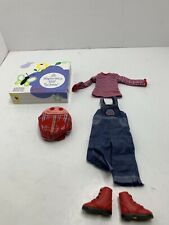 American Girl Hopscotch Hill School - Logan Meet Outfit - New In Box