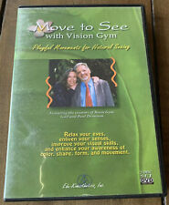 Move to See with Vision Gym Gail and Paul Dennison DVD Playful Movements Seeing