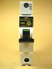 AEG -  ELFA-E81S-C20 -  Circuit Breaker