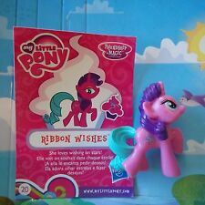 My Little Pony Friendship is Magic wave 15 Ribbon Wishes  mini blind bag Loose