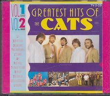 The Cats-Greatest Hits Of 2 cd album incl booklett