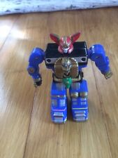Mighty Morphin Power Rangers 1996 Mini ZEO MEGAZORD