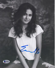 Emmanuelle Chriqui Autographed 8x10 Photo Signed - Beckett BAS Witnessed 12