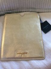 CYNTHIA ROWLEY GENUINE LEATHER PROTECTIVE IPAD CASE NWT