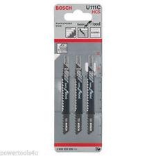 Bosch Jigsaw blade U 111 C Basic for Wood 2608630566