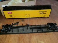 ATHEARN, HO SCALE, GREENBAY AND WESTERN #2046 FREIGHT CAR, SP503