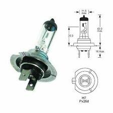 2 Auto Champ H7 12V 55W  Halogen Light Bulbs_H-7 Headlight Bulbs