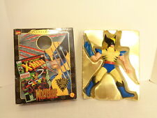 1997 Toy Biz Marvel Famus Covers Wolverine 8 Inch Action Figure Incomplete