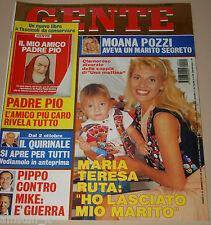 GENTE=1994/40=MARIA TERESA RUTA=MOANA POZZI=HEATHER WHITESTONE=SOFIA LOREN=