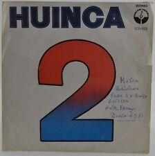 HUINCA 2 Que Suerte / De .. / Jachu Uru / No ..  - Discos Heriba SEP-620 Bolivia