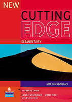 New Cutting Edge Elementary Students' Book by Sarah Cunningham, Peter Moor...