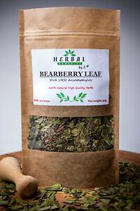 Bearberry Leaf Uva Ursi Dried Herb (Macznica lekarska) 100% ORGANIC 50g