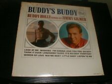 Buddy's Buddy Holly Songs by Jimmy Gilmer SEALED 1964 MONO Lp Record Fireballs