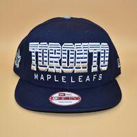 Toronto Maple Leafs NHL New Era 9FIFTY Vintage Hockey Snapback Cap Hat