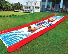 Inflatable Water Slip n Slide for Backyard Kids and Adults Extreme Sport Blow Up