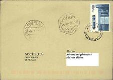 Great Britain Stamp Shipletter Schiffspost Paquebot Stempel Santa Cruz Tenerife