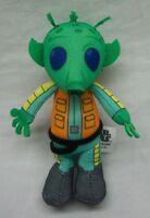 "Star Wars CUTE MINI GREEDO 4"" Plush STUFFED ANIMAL Toy Scenez NEW"