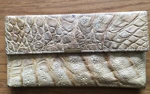 Vintage Crocodile Skin Purse