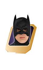 Rubie's Official Adult's Batman Mask - One Size Black