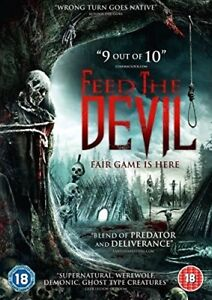 FEED THE DEVIL - DVD - Horror / Occult - **NEW SEALED**FREE POST**