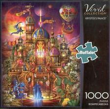 Ciro Marchetti Buffalo Games Puzzle 1000Pc Krystol's Palace NIB
