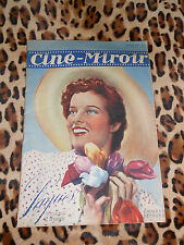 REVUE CINE-MIROIR n° 781 - Pâques 1940 - 22 mars 1940