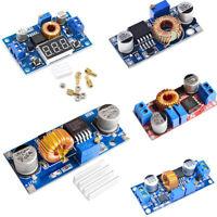 XL4015 DC-DC Buck Converter Step Down Module Power Supply Output 1.23V-36V 5A