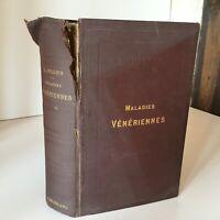 Louis Jullien Trattato Pratica Delle Malattie Veneree 2e Éd. Baillière 1886