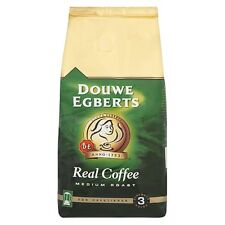 Douwe Egberts Real Coffee Medium Roast 2kg For Cafetieres Free UK Delivery
