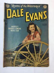 1949 DC Comics DALE EVANS #6