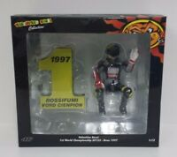 MINICHAMPS VALENTINO ROSSI 1/12 FIGURA 1ST 125cc WORLD CHAMPIONSHIP GP BRNO 1997