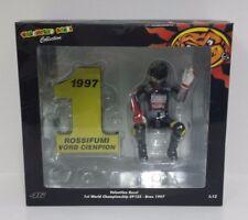 Minichamps 1/12 Valentino Rossi Statuetta 1st Campionato del mondo Gp125 Brno