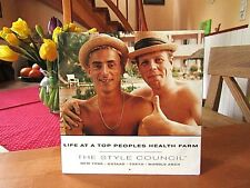 "The Style Council    ""Life at a top peoples health farm""   Single 7 Zoll Vinyl"