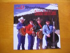 BAR D WRANGLERS: Christmas Times A Comin' (CD, 2004, Frontier Records)