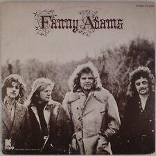 FANNY ADAMS: Self Titled '71 Kapp KS 3644 Hard Rock Psych LP Original