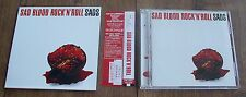 SADS Sad Blood Rock 'n' roll LIMITED + Analog JACKET JPOP jrock Kuroyume Kiyoharu