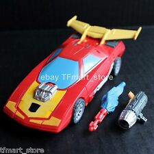 Transformers Reveal The Shield RTS Rodimus Hot Rod Classics Generations