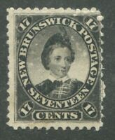NEW BRUNSWICK #11 MINT