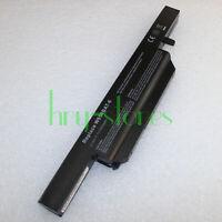11.1V 5200mAh Battery Pack W650BAT-6 for Clevo W650S W650SH 6-87-W650S-4D4A1