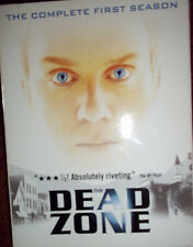 The Dead Zone Complete 1st Season DVD Set Stephen King